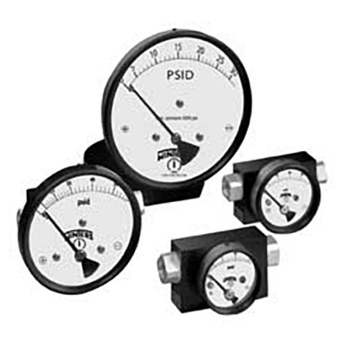 PSD SMALL CONVOLUTED DIAPHRAGM GAUGE Image