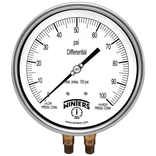 PDT DIFFERENTIAL PRESSURE GAUGE Image